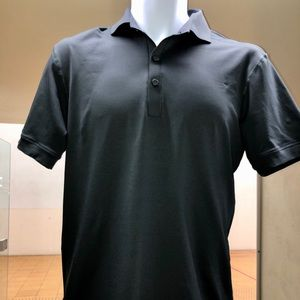 Lululemon Mens Polo Size S, NWOT, Black
